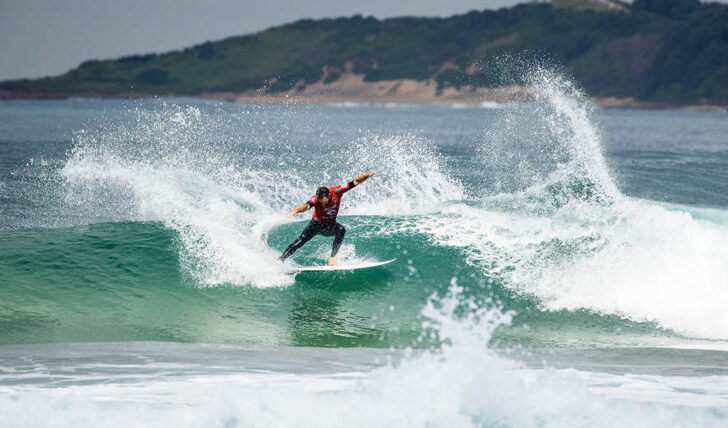 "59937Frederico Morais ""despacha"" Michel Bourez no round 3 do Rip Curl Narrabeen Classic"