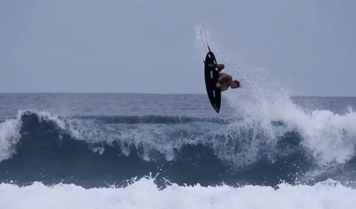 60125Barron Mamiya | SURF TRIP OF A LIFETIME || 6:45