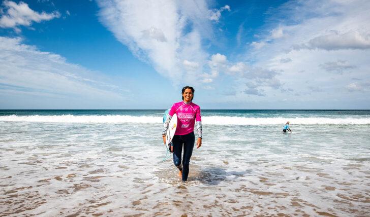 60438Teresa Bonvalot é a campeã do Estrella Galicia Caparica Surf Fest