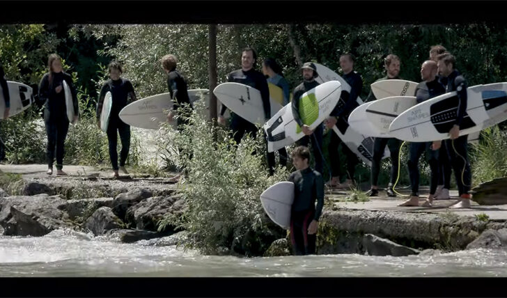 """60868Landlocked, um documentário sobre o surf na """"terra dos chocolates""""…"""