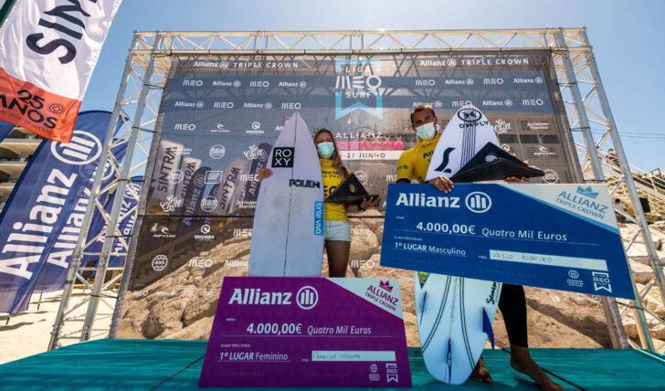 61460Histórica Allianz Triple Crown coroou juventude e experiência da Liga MEO Surf