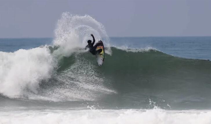 61698Medina e Ítalo dominam o free surf em Trestles…