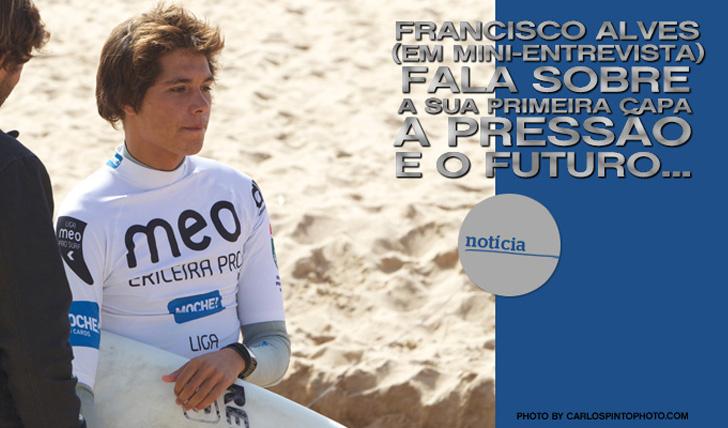 265Francisco Alves fala sobre pressão