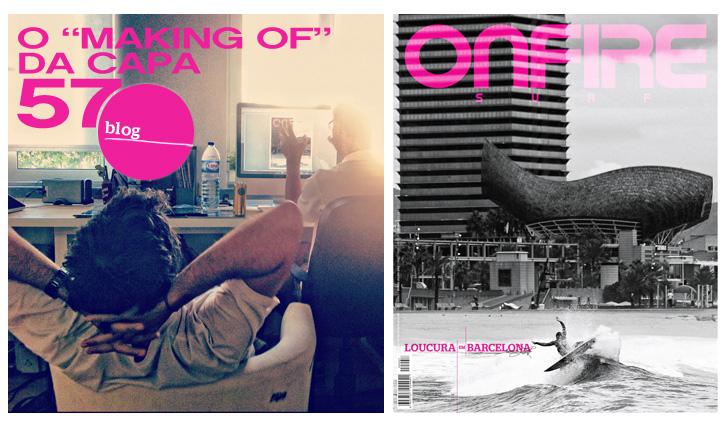 "197""Making Of"" | Capa ONFIRE 57"
