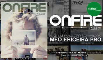 519ONFIRE Scrapbook 002 powered by MEO | Meo Ericeira Pro || 70 pág.