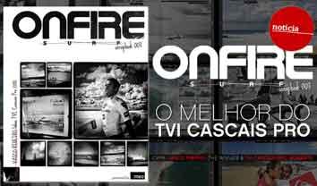 546ONFIRE Scrapbook 003 powered by MEO   TVI Cascais Pro    100 pág.