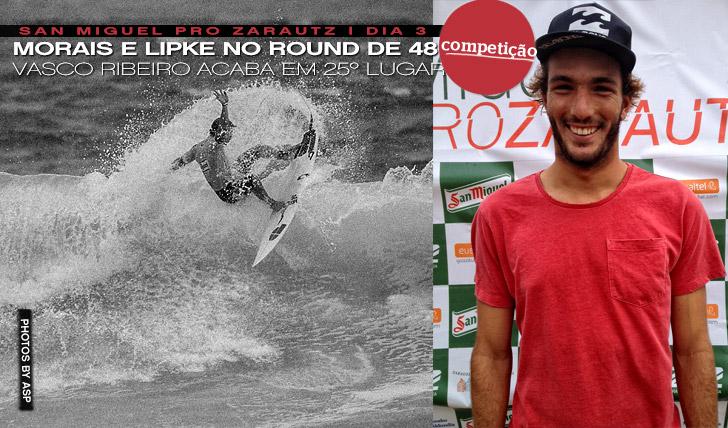 1801Marlon e Frederico no Round de 48 em no San Miguel Pro Zarautz   Dia 3