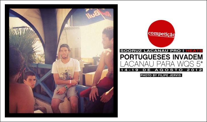 1073Portugueses Invadem Sooruz Lacanau Pro | WQS de 5 estrelas