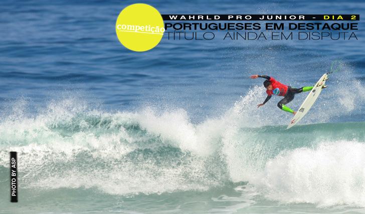 523Portugueses Dominam o Wahrld Pro Junior