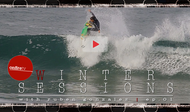 1718Winter Sessions with Ruben Gonzalez | ep.01 || 2:24