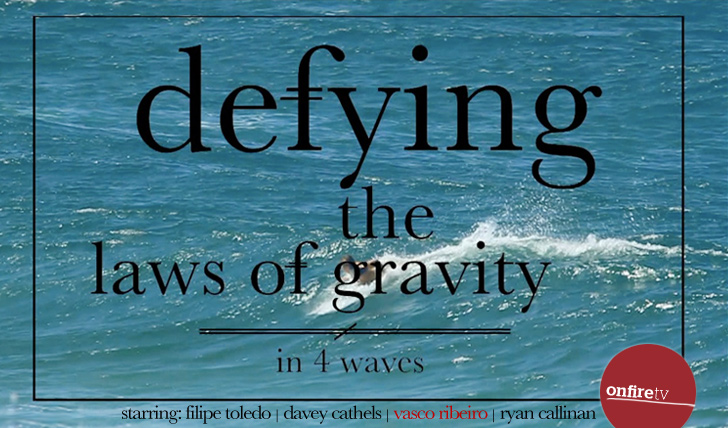 """2892""""Defying the Laws of Gravity in 4 waves""""    0:58"""