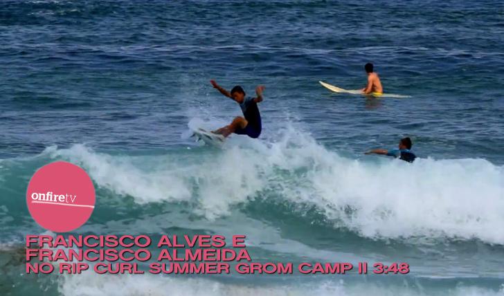 2292Portugueses no Rip Curl Grom Camp || 3:38