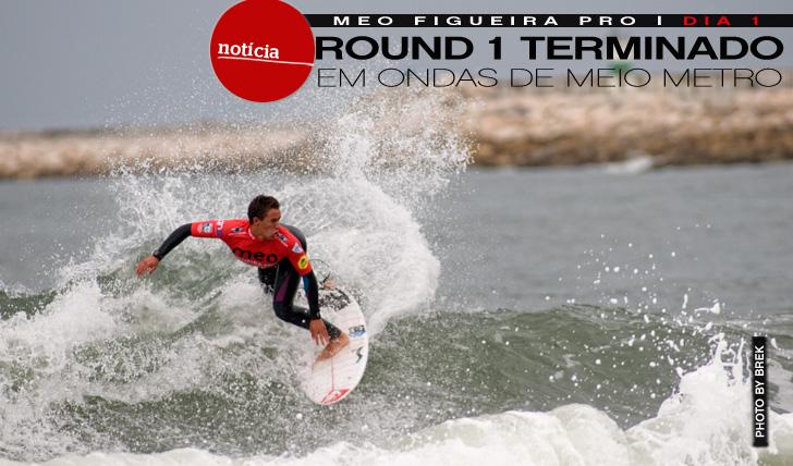 2933Muita Acção no MEO Figueira Pro   Dia 1