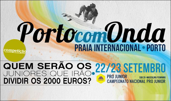 2652Quem serão os júniores a dividir os 2000 euros do Moche Pro Junior?