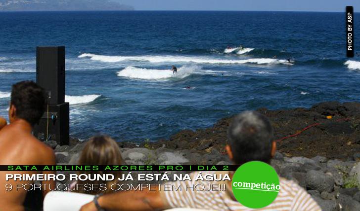 1996Sata Airlines Azores Pro 2012 já começou