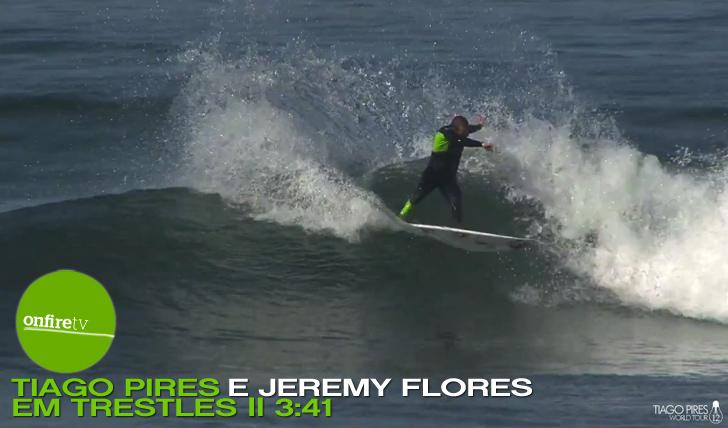 2678Tiago Pires e Jeremy Flores em Trestles    3:41