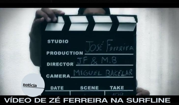 2821Grafitti | Vídeo de Zé Ferreira no Surfline.com
