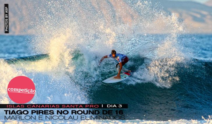 4173Tiago Pires no round de 16 do Islas Canarias Santa Pro