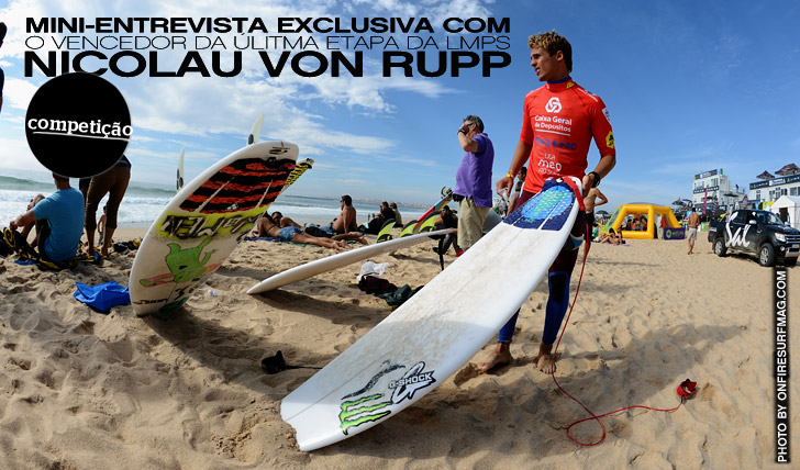 3280Nicolau Von Rupp fala sobre a vitória na LMPS e objectivos imediatos [mini-entrevista exclusiva]
