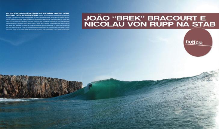 4031Nicolau Von Rupp e Brek na revista STAB