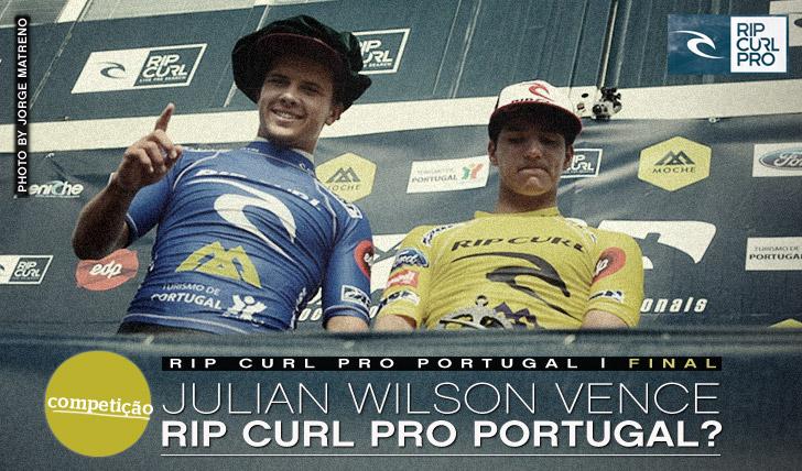 3960Julian Wilson vence Rip Curl Pro Portugal?