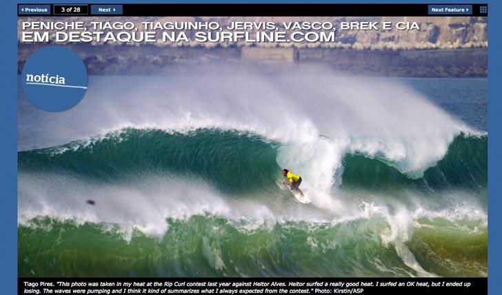 3001Saca, Peniche e cia em destaque na Surfline