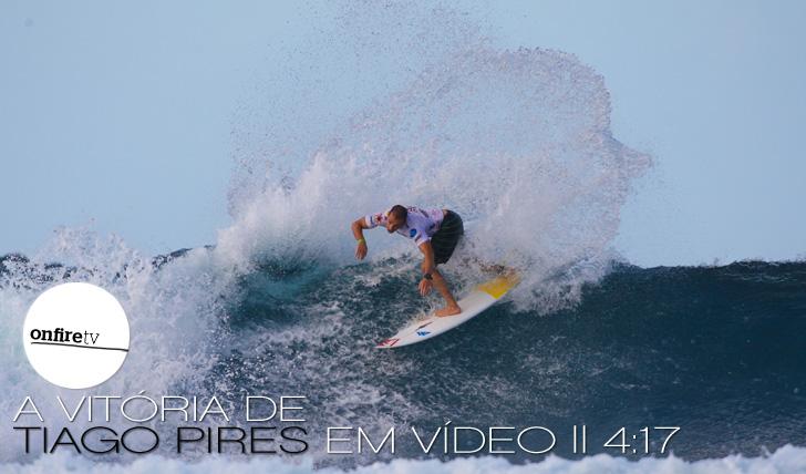4264A vitória de Tiago Pires em Vídeo || 4:17
