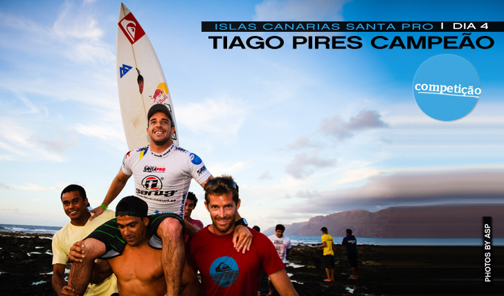 4216TIAGO PIRES Vence Islas Canarias Santa Pro