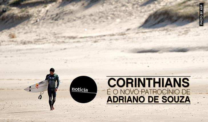 5511Adriano de Souza entra no Corinthians