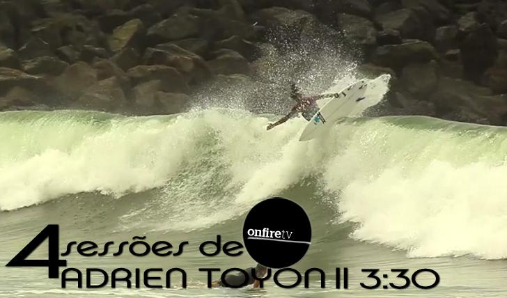 4860Quatro sessões de Adrien Toyon || 3:30