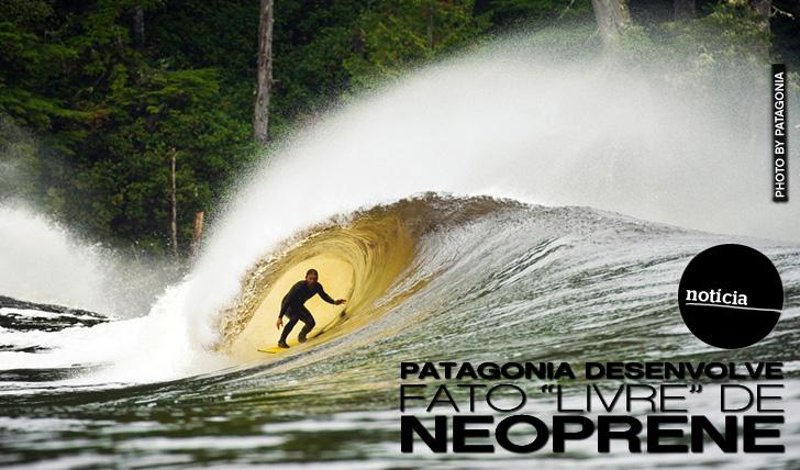 5085Patagonia desenvolve alternativa ao Neoprene