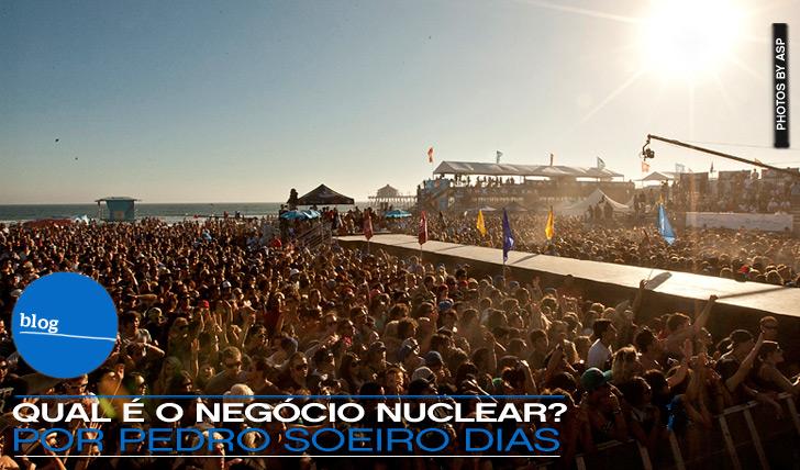 5453Qual é o negócio nuclear? By Pedro Soeiro Dias