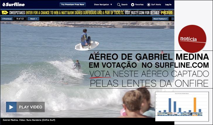 4681Aéreo de Gabriel Medina (captado pela ONFIRE) em votação no Surfline.com | Vota aqui