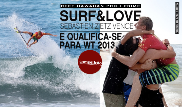 5329Surf & Love | Sebastian Zietz vence em Haleiwa e qualifica-se para WT 2013