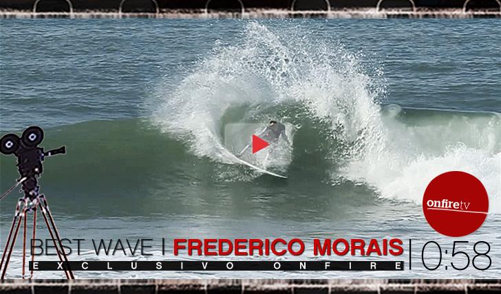 5685Best Wave: Frederico Morais || 0:58