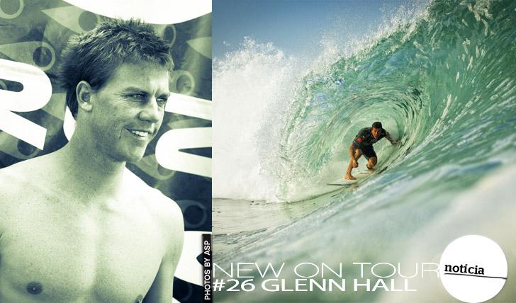 6003New On Tour | WCT 2012 | Glenn Hall #26