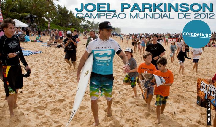 5903Joel Parkinson | Campeão Mundial de 2012