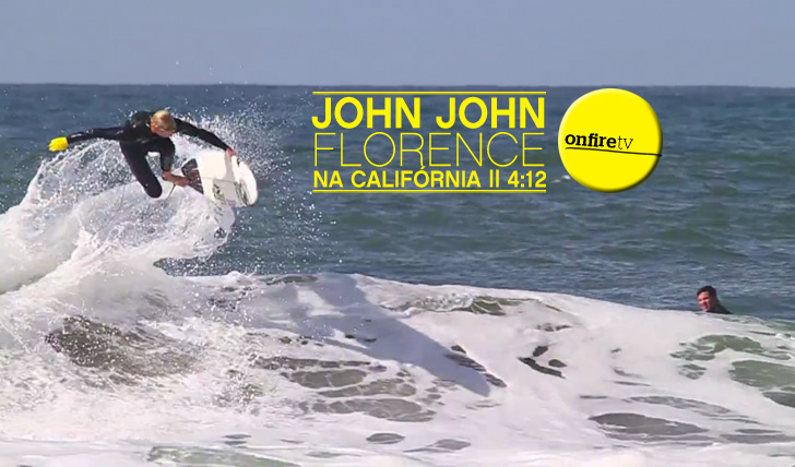 6149John John Florence na Califórnia || 4:12