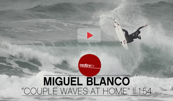 5959Miguel Blanco | Couple Waves at Home || 1:54