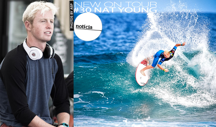 5941New On Tour | WCT 2013 | Nat Young #30