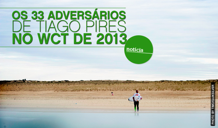 5919Os 33 adversários de Tiago no WCT de 2013