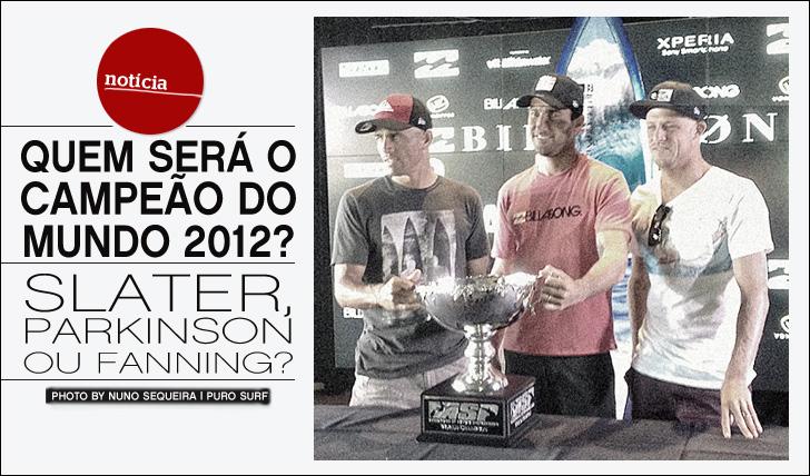 5705Quem será o campeão do mundo de 2012?