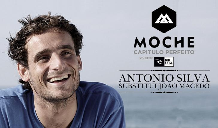 7642António Silva substitui João Macedo no MOCHE Capítulo Perfeito
