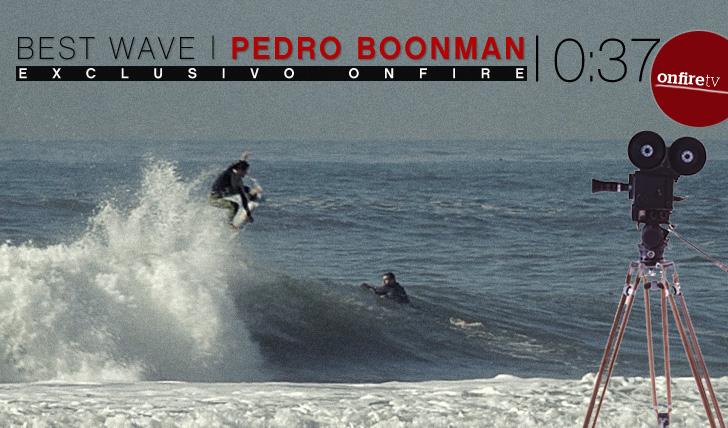 7306Best Wave: Pedro Boonman    0:37