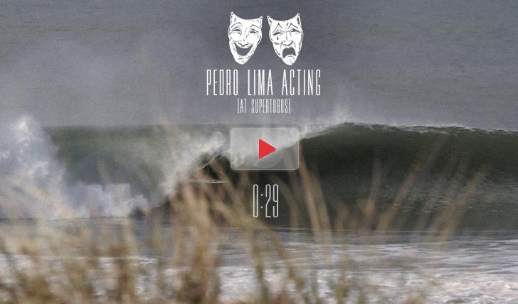 7655Pedro Lima acting (at Supertubos) || 0:29