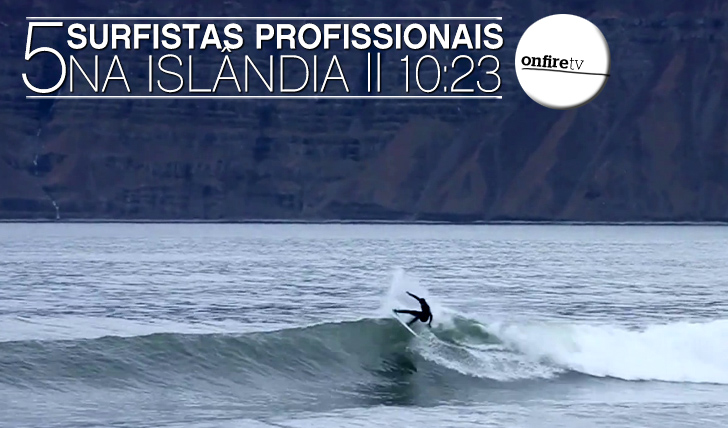 84295 surfistas profissionais na Islândia || 10:23