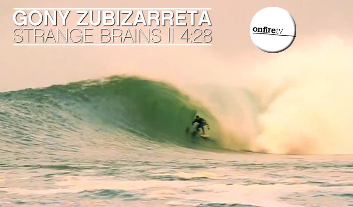 8448Gony Zubizarreta   Strange Brains    4:28