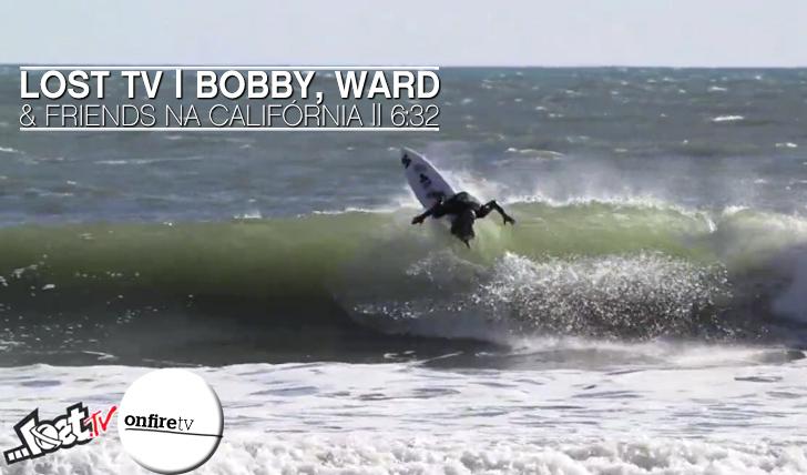 8349Lost TV   Bobby, Ward & Friends nos EUA    6:32
