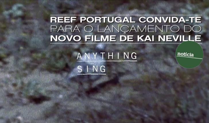 9044REEF Portugal convida-te para a estreia do novo filme de Kai Neville
