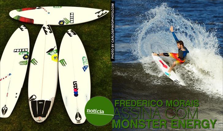 9090Frederico Morais assina com Monster Energy
